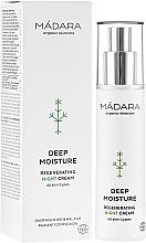 Voňavky, Parfémy, kozmetika Nočný regeneračný krém na tvár - Madara Cosmetics EcoFace