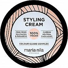Voňavky, Parfémy, kozmetika Krém na styling vlasov - Maria Nila Styling Cream