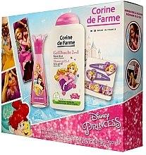 Voňavky, Parfémy, kozmetika Corine de Farme Princess - Sada (edt/30ml +sh/gel/250ml + accessories)