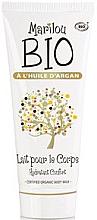 Voňavky, Parfémy, kozmetika Čistiace mlieko na telo - Marilou Bio A l'Huile d'Argan
