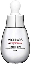 Voňavky, Parfémy, kozmetika Sérum na tvár - Miguhara EGF Crystal 10 PPM