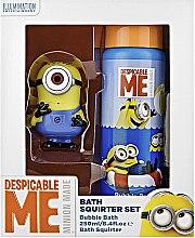 Voňavky, Parfémy, kozmetika Sada - Corsair Despicable Me (bath/f/250ml + toy)