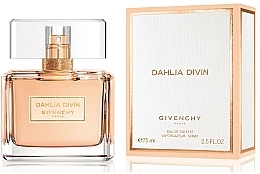 Voňavky, Parfémy, kozmetika Givenchy Dahlia Divin - Toaletná voda