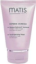 Voňavky, Parfémy, kozmetika Hydratačná maska - Matis Reponse Jeunesse Youth Hydrating Mask
