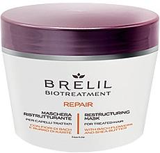 Voňavky, Parfémy, kozmetika Regeneračná maska - Brelil Bio Treatment Repair Mask