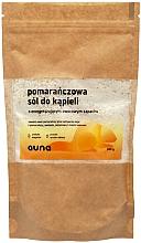 Voňavky, Parfémy, kozmetika Pomarančová soľ do kúpeľa - Auna Orange Bath Salt