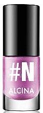 Voňavky, Parfémy, kozmetika Lak na nechty - Alcina Nail Colour