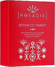 Voňavky, Parfémy, kozmetika Sada - Rosadia (cr/2x50ml + ser/30ml)