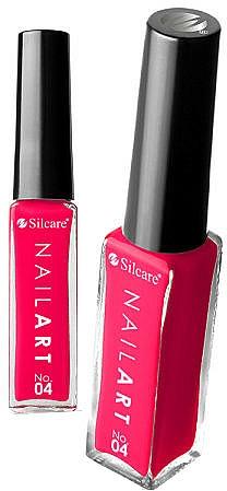 Lak na nechty - Silcare Nail Art