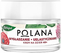 """Voňavky, Parfémy, kozmetika Denný krém 40+ """"Vyhlazovanie a spevnenie"""" - Polana"""