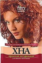 Voňavky, Parfémy, kozmetika Iránska hena prírodná na vlasy - Fito Kozmetic Henna
