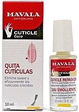 Voňavky, Parfémy, kozmetika Prostriedok na odstranenie nechtovej kožičky - Mavala Cuticle Remover