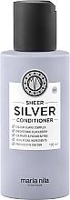 Voňavky, Parfémy, kozmetika Kondicionér proti žltnutiu farbených vlasov - Maria Nila Sheer Silver Conditioner