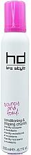Voňavky, Parfémy, kozmetika Pena na vlasy s kondicionérom pre dodanie objemu so strednou fixáciou - Farmavita Conditioning & Shaping Chantilly