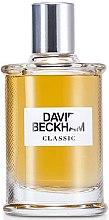 Voňavky, Parfémy, kozmetika David Beckham Classic - Mlieko po holení