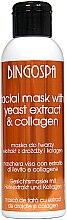 Voňavky, Parfémy, kozmetika Maska na tvár droždie pre mastnú pleť - BingoSpa