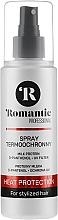 Voňavky, Parfémy, kozmetika Termoocrhanný sprej na vlasy - Romantic Professional