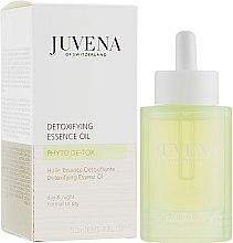 Voňavky, Parfémy, kozmetika Výživný olej - Juvena Phyto De-Tox Detoxifying Essence Oil