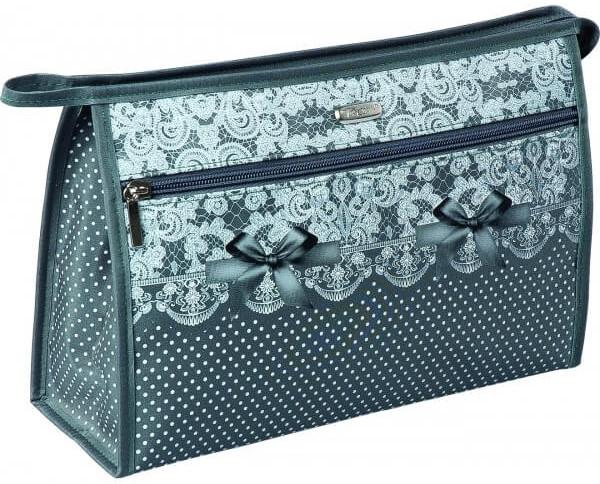 Kozmetická taška, 96105, zelená - Top Choice — Obrázky N1