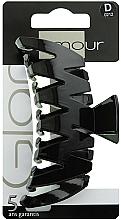 Voňavky, Parfémy, kozmetika Štipec do vlasov, 0212, čierny - Glamour