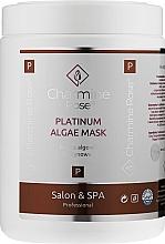 Voňavky, Parfémy, kozmetika Alginátová maska na tvár s platinou - Charmine Rose Platinum Algae Mask