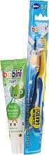 Voňavky, Parfémy, kozmetika Sada - Bobini (toothbrush + toothpaste/75ml)