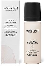 Voňavky, Parfémy, kozmetika Hydratačný make-up - Estelle & Thild Tinted Moisturizer