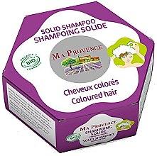 Voňavky, Parfémy, kozmetika Masívny biošampón na farebné vlasy - Ma Provence Solid Shampoo
