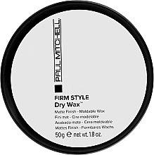 Voňavky, Parfémy, kozmetika Suchý vosk - Paul Mitchell Firm Style Dry Wax