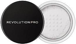 Voňavky, Parfémy, kozmetika Transparentný sypký púder - Makeup Revolution Pro Loose Finishing Powder