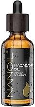 Makadamiový olej - Nanoil Body Face and Hair Macadamia Oil — Obrázky N1