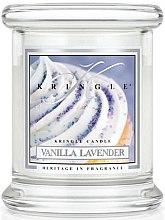 Voňavky, Parfémy, kozmetika Vonná sviečka v pohári - Kringle Candle Vanilla Lavender