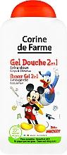 """Voňavky, Parfémy, kozmetika Šampón a sprchový gél """"Mickey Mouse"""" - Corine De Farme Mickey"""