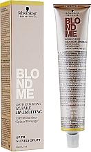 Voňavky, Parfémy, kozmetika Farba na vlasy - Schwarzkopf Professional BlondMe Hi-Lighting