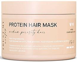 Voňavky, Parfémy, kozmetika  Proteínová maska na vlasy so strednou pórovitosťou  - Trust My Sister Medium Porosity Hair Protein Mask