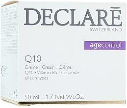 Voňavky, Parfémy, kozmetika Omladzujúci krém s koenzýmom Q10 - Declare Q10 Age Control Cream