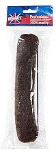 Voňavky, Parfémy, kozmetika Valček na účes, 23 cm, hnedý - Ronney Professional Hair Bun With Rubber 059