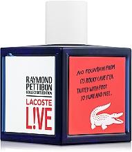 Voňavky, Parfémy, kozmetika Lacoste Lacoste Live Collector`s Edition - Toaletná voda
