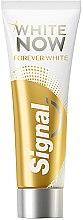 Voňavky, Parfémy, kozmetika Bieliaca zubná pasta - Signal White Now Forever Toothpaste