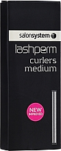 Voňavky, Parfémy, kozmetika Klieštiky na onduláciu mihalníc - Salon System Lashlift Curling Rods Medium