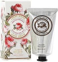 """Voňavky, Parfémy, kozmetika Krém na ruky """"Ruža"""" - Panier Des Sens Rose Hand Cream"""
