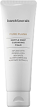 Voňavky, Parfémy, kozmetika Vitamínová a minerálna pena - Bare Escentuals Bare Minerals Cleanser Pure Plush Gentle Deep Cleansing Foam