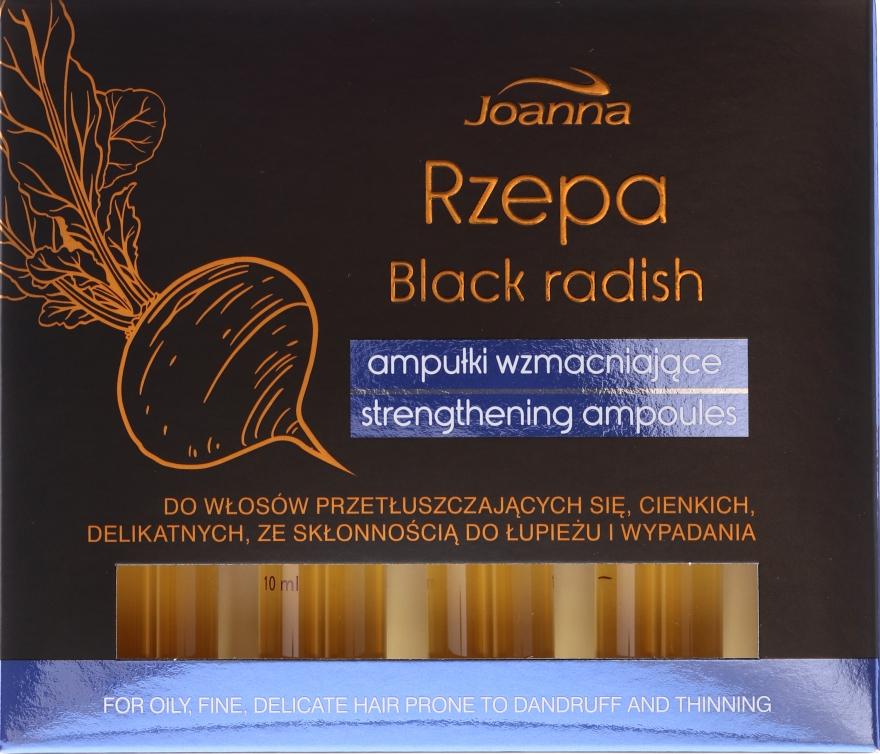Spevňujúci ampulky na vlasy - Joanna Turnip Description Strengthening Ampoules