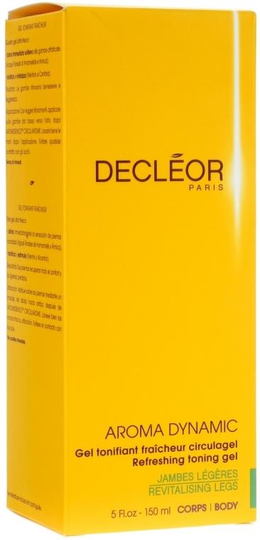 Venotonzujúci gél na nohy - Decleor Circulagel Refreshing Toning Gel — Obrázky N1