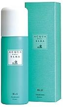 Voňavky, Parfémy, kozmetika Acqua Dell Elba Blu Donna - Dezodorant