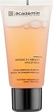 Voňavky, Parfémy, kozmetika Marhuľová tvárová maska - Academie Visage Apricot Mask