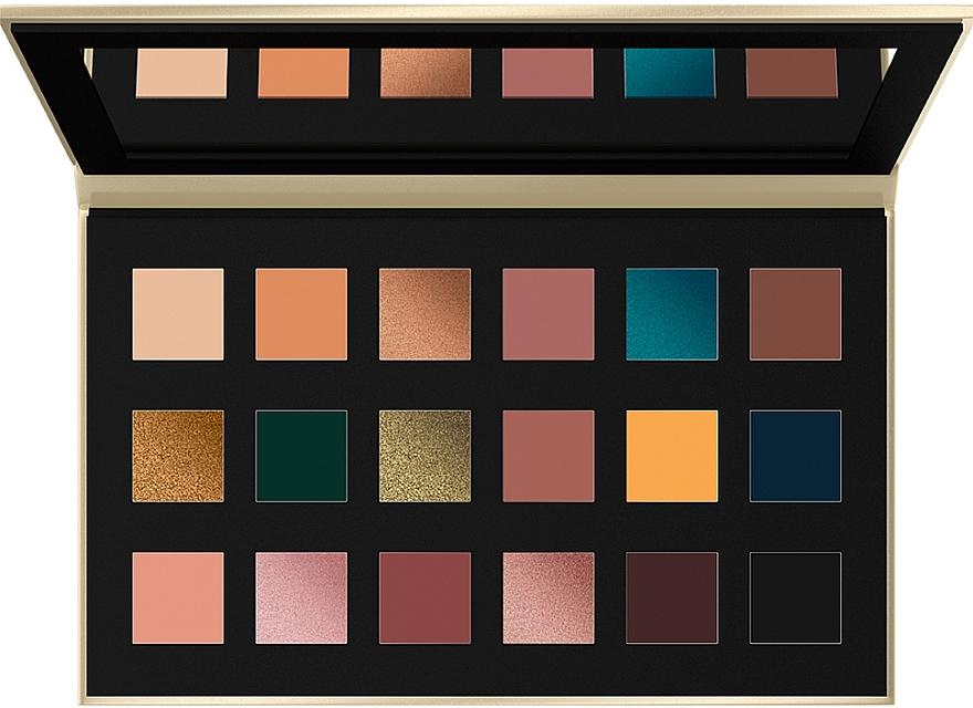Paleta očných tieňov - Eveline Cosmetics Variete Eyeshadow Palette — Obrázky N2