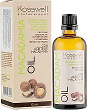Voňavky, Parfémy, kozmetika Obnovujúci olej na vlasy - Kosswell Professional Macadamia Oil