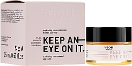 Voňavky, Parfémy, kozmetika Koncentrovaný balzam na oči proti starnutiu - Veoli Botanica Anti-aging Concentrated Eye Balm Keep An Eye On It