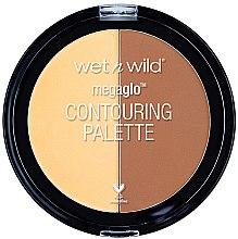 Voňavky, Parfémy, kozmetika Sada pre konturing tváre - Wet N Wild MegaGlo Contouring Palette